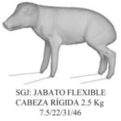 La tienda del taxidermista sgj - Moldes flexibles y rigidos en poliuretano, medida 7,5/22/31/46