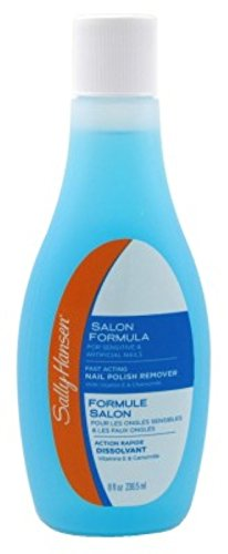 Sally Hansen Polish Remover 8oz. Salon Formula