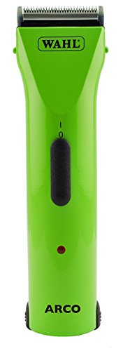 Wahl Professional Animal Arco Pet, Dog, Cat, and Horse Cordless Clipper Kit, Green Apple...