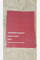 Engineering Mechanics,Statics & Dynamics EGR 217 Custom Edition for Arizona State University Paperback