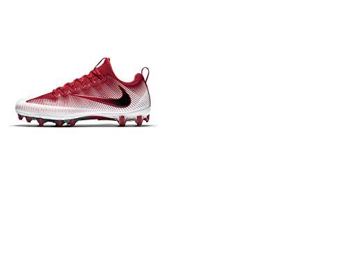 Nike Ånga Oberörbar Pro (storlek 12, Universitet Röd / Vit / Totalt Crimson)