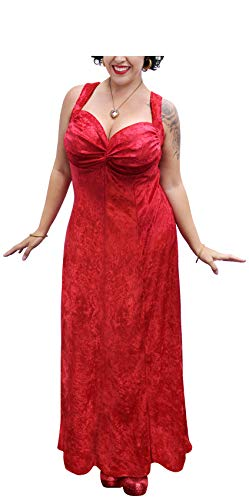 Sanctuarie Designs Betty Boop Plus Size Halloween Costume Dress Basic Kit 3X -