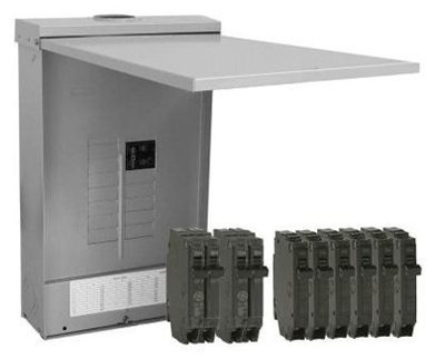 GE Energy Industrial Solutions TV205285 125A Out Breaker Pack by GE
