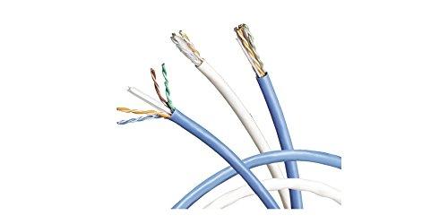 1000' Belden 3633 23 AWG 4 Pair U/UTP CMP Reel-in-Box Yellow X-Spline Enhanced Category 6 Bonded-Pair Cable Utp Cmp Reel