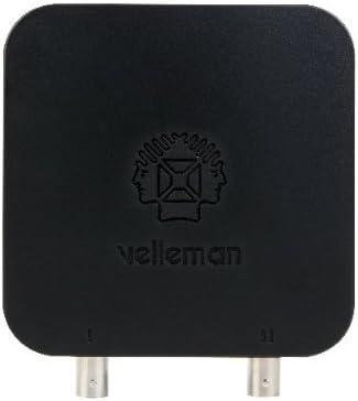 1pc USB PC osciloscopio y generador de señales pcsu200: Amazon.es: Electrónica