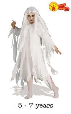 Rubie's Ghostly Spirit Child's Costume, Medium]()