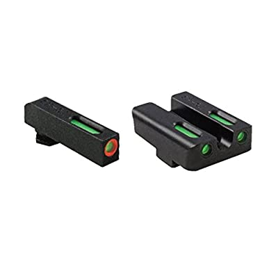 """Truglo TRUG Xdm (Excluding 5.25"""" Comp Series) & Xds Tfx Pro Sight Set from Green Supply"""