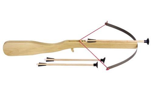 Holzspielerei 73528-5 - Kinderarmbrust hist mit 3 Pfeilen