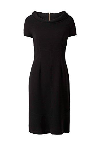 Closet Damen Kleid Schwarz schwarz Einheitsgröße