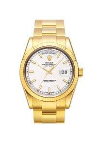 orologio uomo oro giallo
