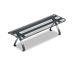 Rolodex™ Wire Mesh Off-Surface Shelf, 26w x 7d x 7h, Black