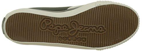 Verde Basse Jeans 1973 Industry Uomo Ginnastica Pepe Da stout Scarpe a87qqw