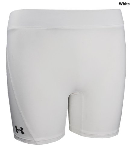 Women's UA Ultra 4-Inch Compression Short Bottoms by Under Armour by Under Armour