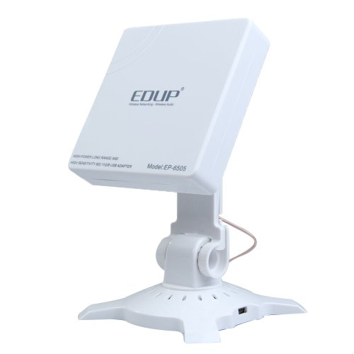 Vktech EP-6505 High Power 1800mW 802.11b/g Wifi Wireless USB Network Card Adapter