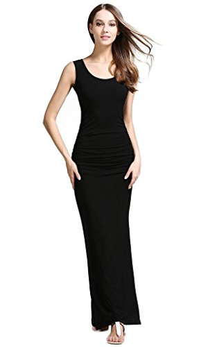 maniche Black ninos buenos opaco Soft Senza Vestito Donna w7xBqHZ