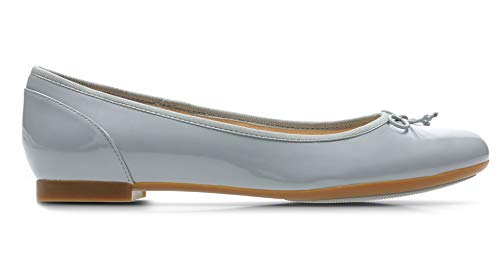 Clarks Blue Shoes Grey Bloom Couture rgBCwqxHr