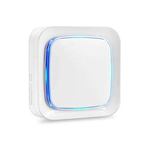 [해외]Coolqiya Wireless Door Chime Plug-in Receiver4 Level Volume B21 / Coolqiya Wireless Door Chime Plug-in Receiver4 Level Volume B21