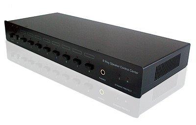 8-Zone Premium Speaker Distribution Controller System