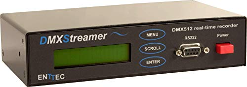 Enttec DMX Streamer 70015 DMX512 real-time recorder Lighting Controller Interface ()