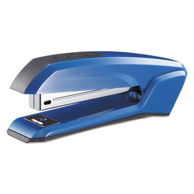 Ascend Stapler, 20-Sheet Capacity, Ice Blue, Sold as 1 Each