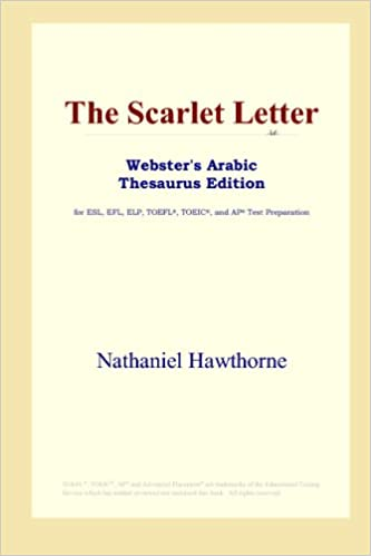 The Scarlet Letter (Webster's Arabic Thesaurus Edition)