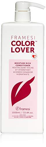 Framesi Color Lover, Moisture Rich Conditioner, 33.8 fl oz