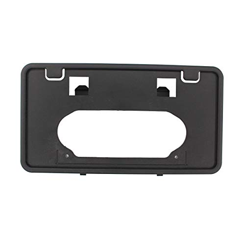 - XtremeAmazing Front Bumper License Plate Holder Mounting Bracket Frame
