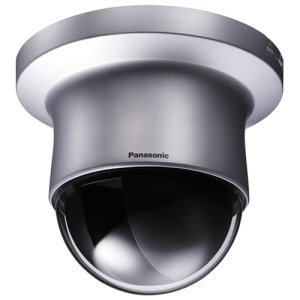 PANASONIC WV-Q156C Mounting Bracket for Surveillance Camera /CLEAR INDOOR DOME COVER FOR WV-SC385 / WVQ156C /