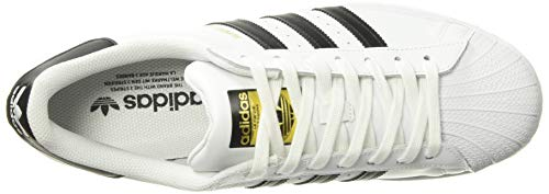 adidas Originals Men's Superstar Shoes 5