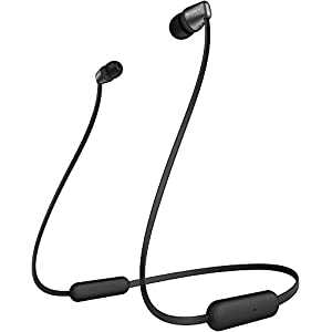 Sony WI-C310 Wireless Neck-Band Headphones with up to 15 Hours of Battery Life – Black 9