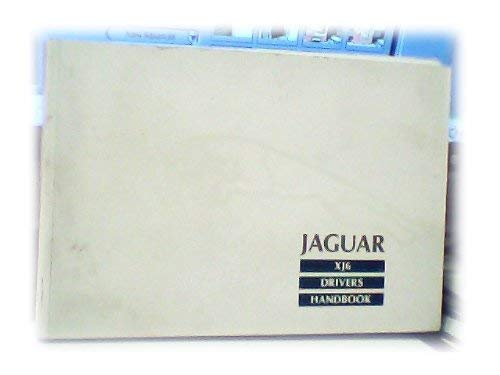 (The Jaguar Xj6 Series 2 3.4 and 4.2 Drivers Handbook)