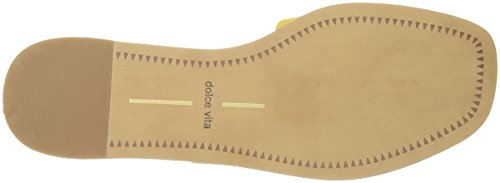 Sandal Yellow Dolce Cato Women's Slide Vita Suede 8w8IHqU