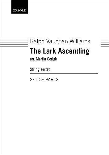 Read Online The Lark Ascending: Set of parts for string sextet arrangement pdf epub