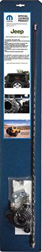 Mopar / Jeep Licensed Jeep Wrangler JK Complete Antenna Kit For Model Years 2007-Present