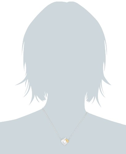 Drachenfels Design - D FR 372-1/AG - Pendentif Femme - Argent 925/1000 - Topaze
