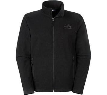 fcb86f3a1 The North Face Men's Texture Cap Rock Full Zip Fleece TNF Black ...