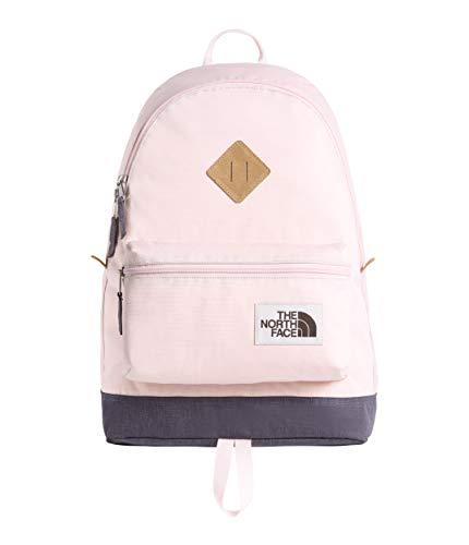 - The North Face Berkeley, Pink Salt/Rabbit Grey Light Heather, OS