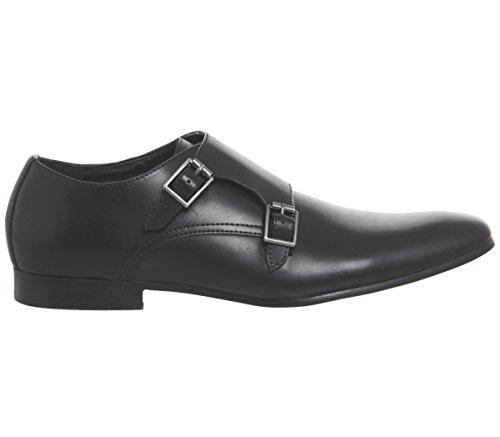 Monk Black Fox Monk Office Black Office Shoes Shoes Fox TwqaStwU