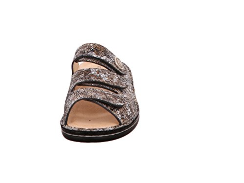 82583 Femme pour Mules Finn Comfort Metall 555222 5wqXXp