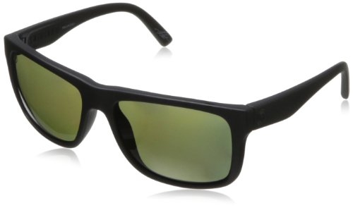Electric Visual Swingarm Matte Black/Polarized Grey - Sunglasses Electric Polarized