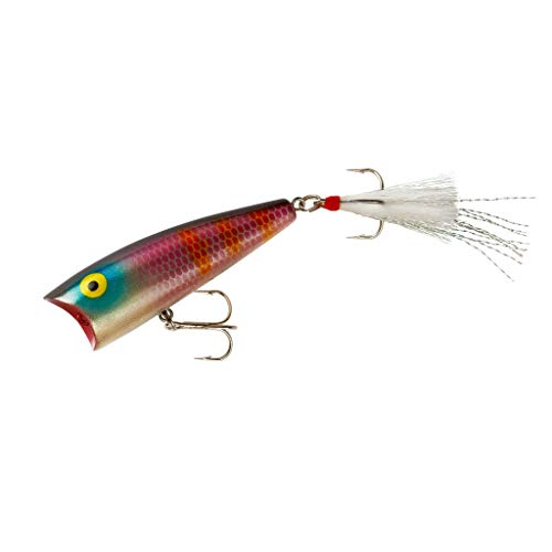 Rebel Lures Pop-R Topwater Popper Fishing Lure
