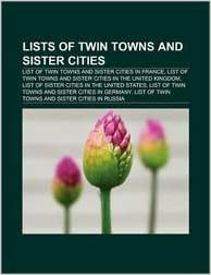List of twin towns and sister cities in India