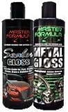 Master Formula Metal Gloss + Sealer Gloss