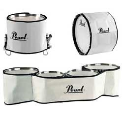 Pearl Marching Drum Covers (For Quads (Pmt0234))