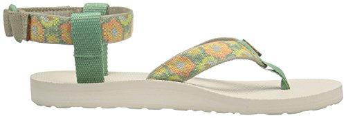 Malena Teva Women's Sandal W Fade Original Taupe pp8I67qx