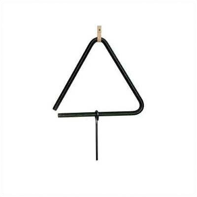 Enclume Premier 16-Inch Finishing Touches Dinner Triangle, Matches Enclume Pot Racks, Hammered Steel
