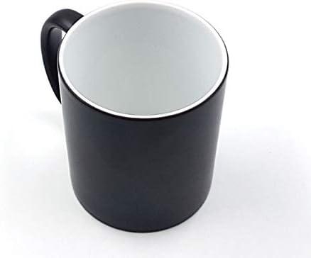 Tazas mágicas de cerámica