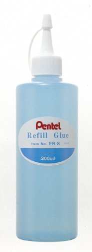 (Pentel Roll n Glue Refill - 300ml Bottle)