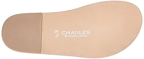 Nude Charles David by Gladiator Women's Steeler Sandal Charles wUAqxzZ