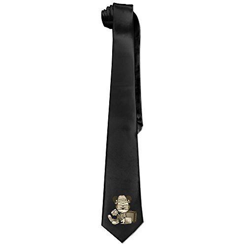 Kevin Nash Costume (Ggift Cartoon Hipster Mouse Men's Fashion Business Solid Necktie Neck Tie)